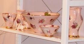 Rosa rosmugg - Maria Liliegren