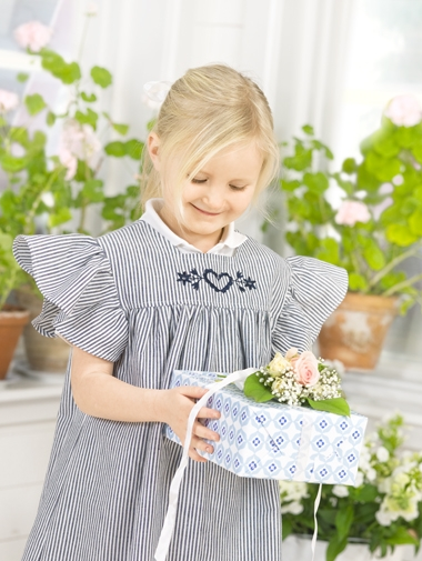 Förklädesklänning Åsa Marin Nyblom Kollén