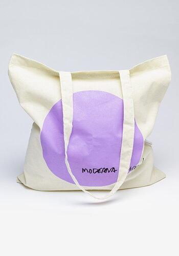 Tote bag, lilac
