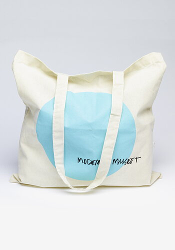 Tote bag, turquoise
