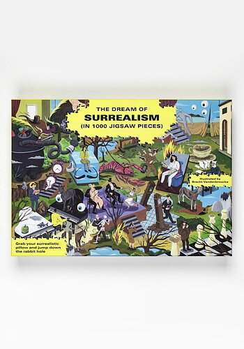 Jigsaw puzzle, The dream of Surrealism