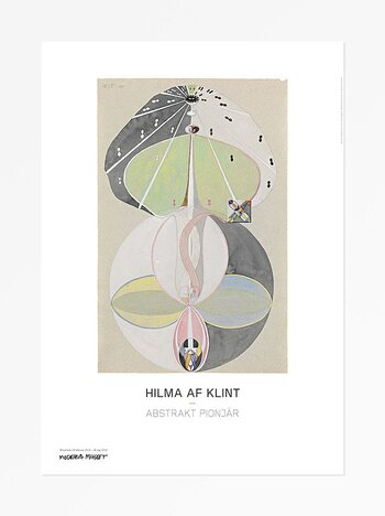 Hilma af Klint, The Tree of Knowledge, No. 5