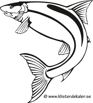 Decals - Fish 1