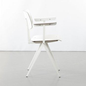 S16 STOL  - MED ARM   WHITE