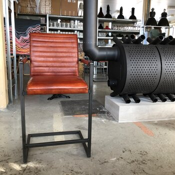 BUFFALO - BARSTOL ARM - Sitthöjd 65 cm