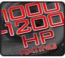 1000-1200hp