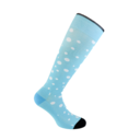 Dotty Blue steunkousen  (37-39)