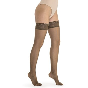 Solidea Fashion Micro Rete stay-up, 12-15 mmHg