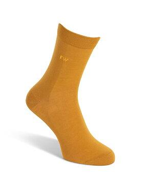 Funq Wear bamboe sokken, geel heren