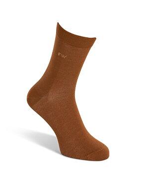 Funq Wear bamboe sokken, bruin heren