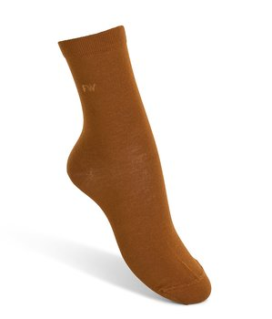 Funq Wear bambussokker, brun