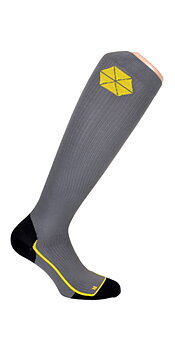 Swedish Supporters Sport Socks, grå