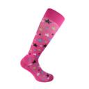 Tähdenlento-tukisukat, pinkki