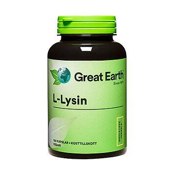 L-lysine 120 kapslar
