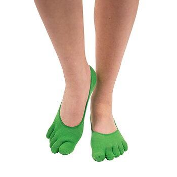 ToeToe mjukgörande gelsockor, grön