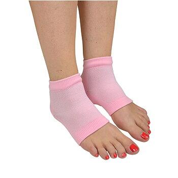 Sok med gel til hælen