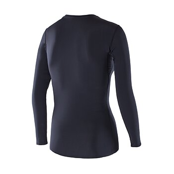 Zeropoint Athletic Compression LS Topp, svart