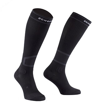 Zeropoint Intense 2.0 Compression Socks, svart