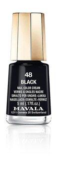Mavala Minilack Black