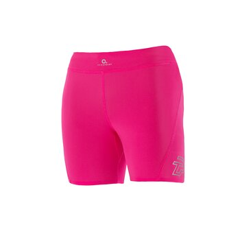 ZeroPoint Athletic Shorts Women, Pink Candy
