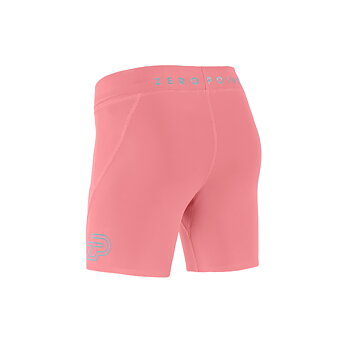 Zeropoint Athletic Shorts Women, Pink Soda