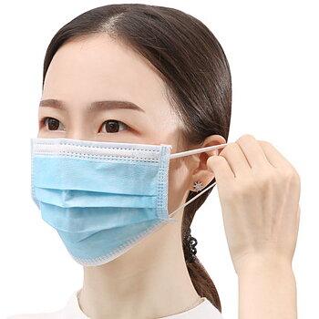Ansiktsmaske Engangsmasker