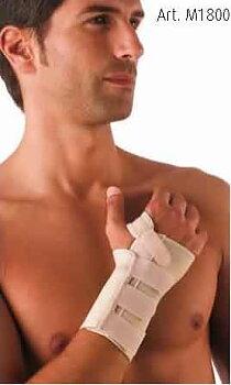 Handledsstöd för höger hand