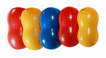 FitPAWS Peanut 70 cm - jordnötsformad balansboll