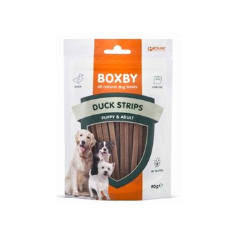 Boxby Proline Duck Strips 90 g