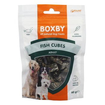 Boxby Proline Fish Cubes 60 g
