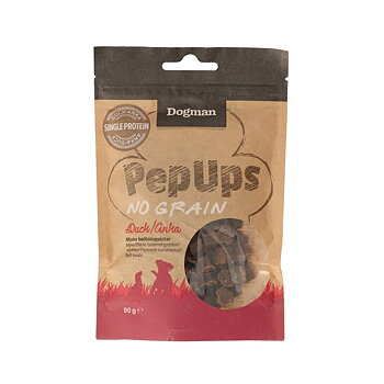 Pep Ups No Grain Duck Treats 90 g