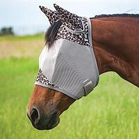 Fly mask Std Leopard