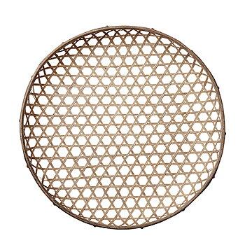 Fat, Sinan i bambu och metall 68x12 cm, från Affari
