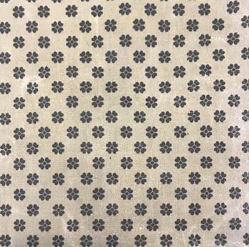Bivaxduk, grå handgjord ca 35x35 cm, från Apis Cultura Björner o Baker