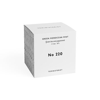 Te, No 220, Green moroccan mint, 100g, från Teministeriet