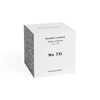 Te, No 731, Rooibos licorice, 100g, från Teministeriet