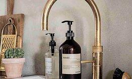 Badrum hygien och skönhet