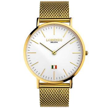 Lorenzo Forlanini Oro Bianco 40