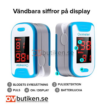 Pulsoximeter Basic