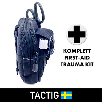 Trauma-kit, Tactig