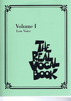 The Real Vocal Book, Low Voice - Volume 1