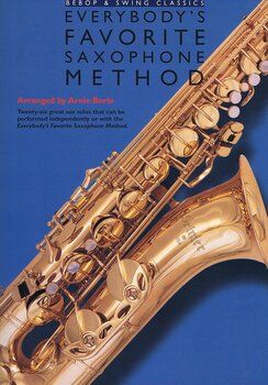 Everybody's Favorite Saxophone Method