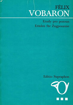Vobaron - Etyder för trombon