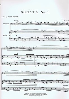 J.S. Bach - 3 Sonatas