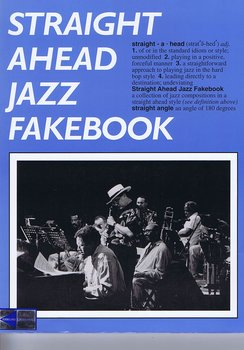 Straight Ahead Jazz Fakebook