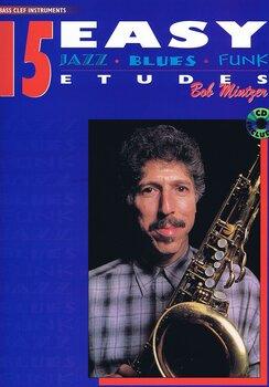15 Easy Jazz Blues Funk Etudes