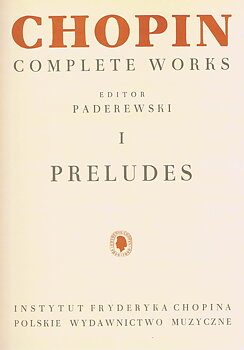Chopin Complete Works - Preludes