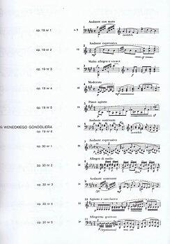 Mendelssohn - Lieder ohne Worte