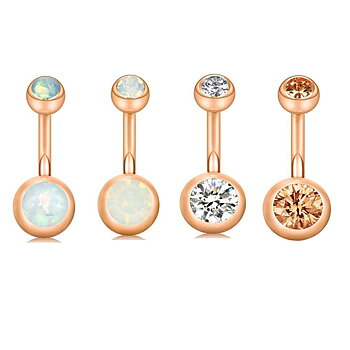 Navel Piercing 8 pcs/set