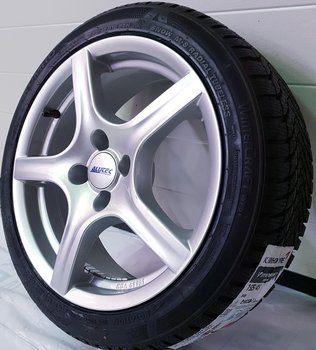 Vinterhjulspaket Fiat 500  16Tum